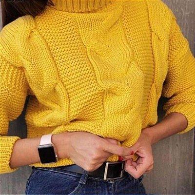 Suéter Vintage Colors - 5 cores