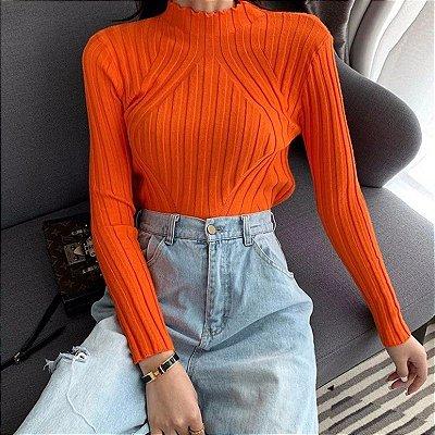 Suéter Outono Vintage - 7 cores