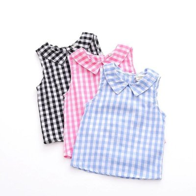 Blusa Xadrez Golinha - 3 cores