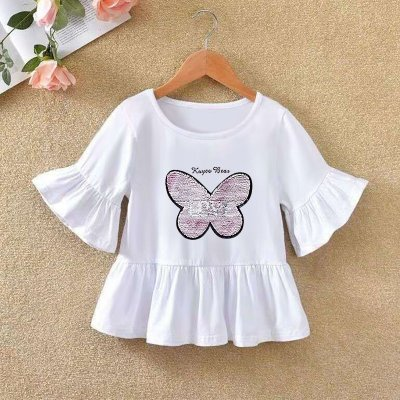 Blusa Soltinha Butterfly - 4 cores
