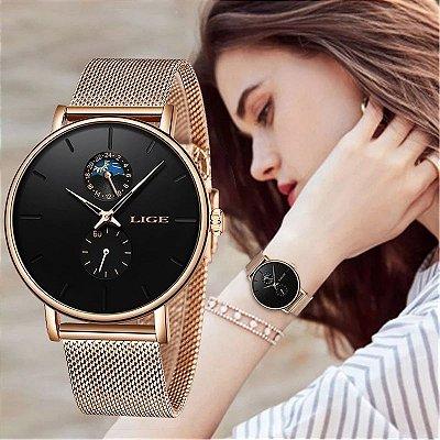 Relógio Black - 4 cores