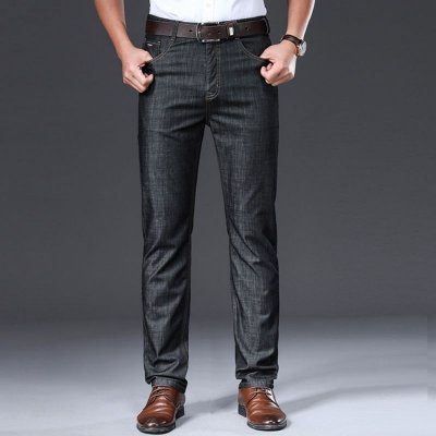 Calça Brim Masculina - 2 cores