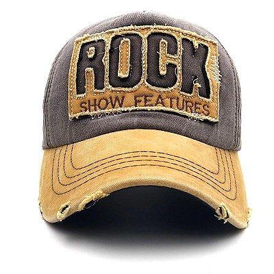 Boné Rock - 5 cores