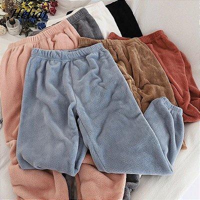 Calça Winter Peluciada - 6 cores