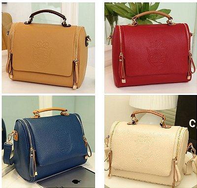 Bolsa Brasão - 6 cores