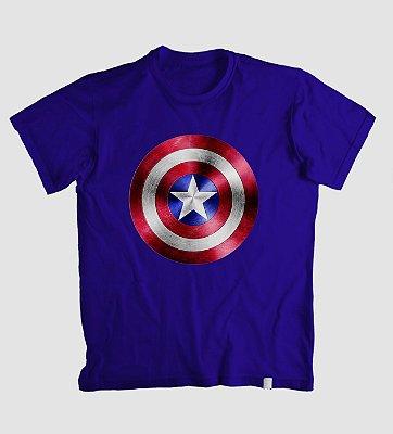 Camisetas Capitão América e Super heróis