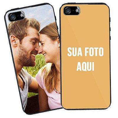 CAPINHA PERSONALIZADA IPHONE (MOTOROLA, SAMSUNG, ASUS e LG disponíveis)