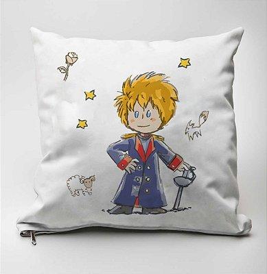 Almofada O Pequeno Príncipe (Ilustração Exclusiva)