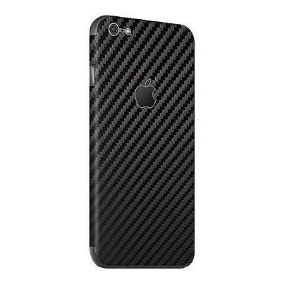 Skin Capa Fibra de Carbono - iPhone 6 / 6S / Plus