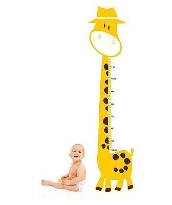 Adesivo de Parede - Régua Girafa