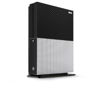 Skin Adesiva de Fibra de Carbono - Xbox Slim