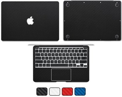 "Skin MacBook Pro 13"" - Fibra de Carbono"