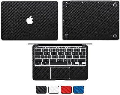 "Skin MacBook Pro 15"" - Fibra de Carbono"