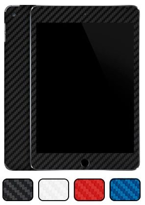 Skin iPad Mini 4 - Fibra de Carbono