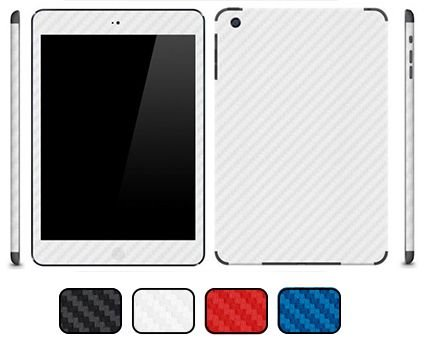 Skin iPad Mini 3 - Fibra de Carbono