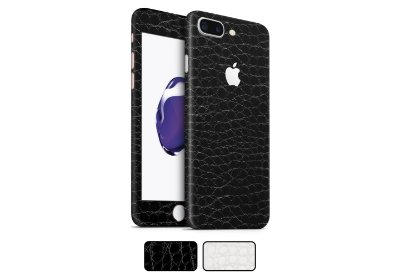 Skin iPhone 7 Plus - Couro