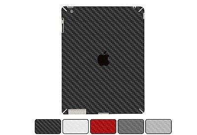 Skin iPad 3 - Fibra de Carbono
