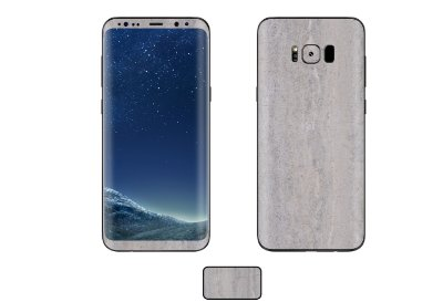 Skin Galaxy S8 Plus - Concreto