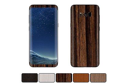 Skin Galaxy S8 - Madeira