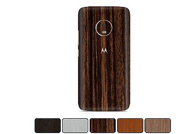 Skin Moto G5 - Madeira