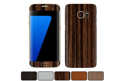 Skin Galaxy S7 - Madeira