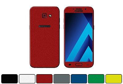 Skin Galaxy A5 2017 - Cores Foscas