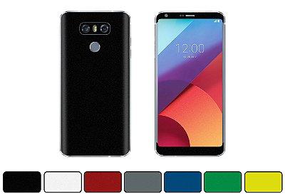 Skin LG G6 - Cores Foscas