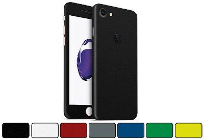 Skin iPhone 8 - Cores Foscas