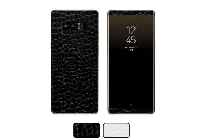 Skin Galaxy Note 8 - Couro