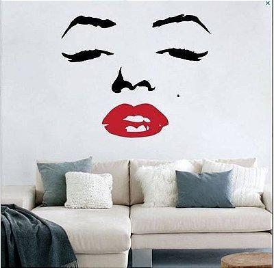 Adesivo de Parede - Marilyn Monroe