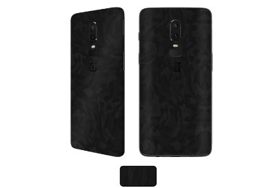 Skin OnePlus 6 - Camuflada