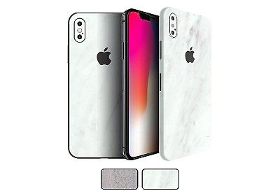 Skin iPhone X - Pedras