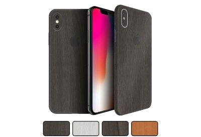 Skin iPhone X - Madeira