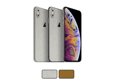 Skin iPhone XS Max - Metal