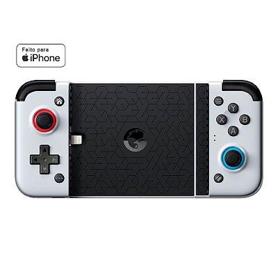 Gamesir X2 Lightning Para iPhone, Jogos Apple Arcade e MFi, Jogos na Nuvem, XBOX Game Pass, Stadia