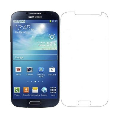 Pelicula Protetora Galaxy S4 GT-I9500 Fosca - Empire