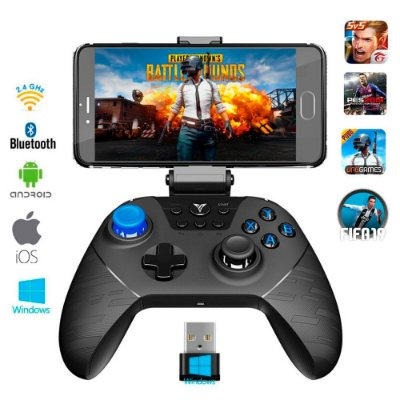 Controle Flydigi X8 Pro Wireless Gamepad Para Windows / Android / iOS / PES / FIFA / PUBG / Free Fire