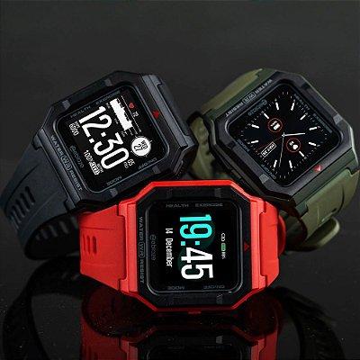 Smartwatch Retro Zeblaze Ares Monitor Cardíaco / Pressão Arterial / Sensor de proximidade / Acelerômetro