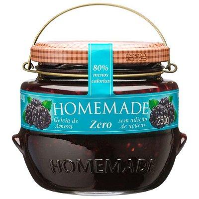 Geleia de Amora (Zero Açúcar) 250g - Homemade