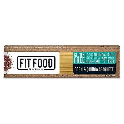 Massa de milho e quinoa spaghetti Fit Food - 250g