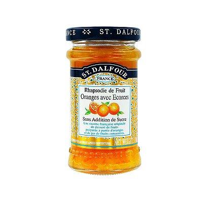 Geleia de Laranja (Zero Açúcar) 170g - St. Dalfour