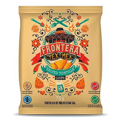 Tortilha Chips (Tradicional) 75g - Frontera