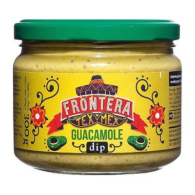 Molho tipo Mexicano (sabor Guacamole) 300g - Frontera