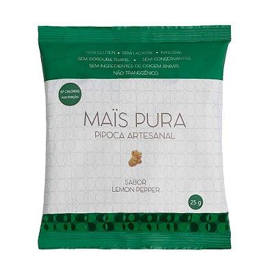 Pipoca Artesanal (Lemon Pepper) 25g - Maïs Pura