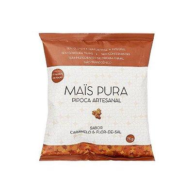 Pipoca Artesanal (Caramelo e Flor de Sal) 75g - Maïs Pura