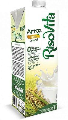 Bebida de Arroz (Original) 1 litro - Risovita