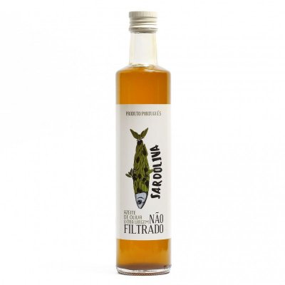 Azeite Extra Virgem 0,4% Português Não Filtrado - 500ML - Sardoliva