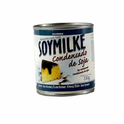 Condensado de Soja - Soymilke - 330g
