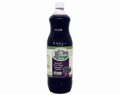 Suco de Uva Integral Orgânico - Aecia - 1 litro