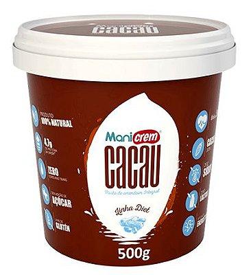 Pasta de Amendoim Mani Crem Cacau - 500g